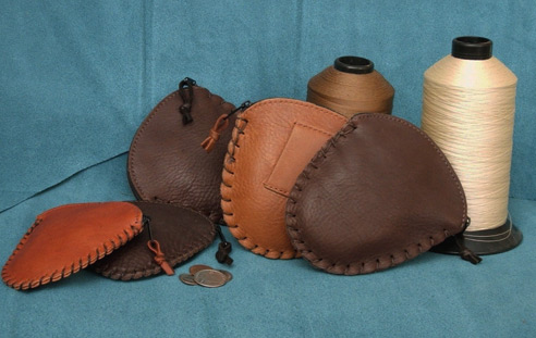 Leather & Deerskin Accessories